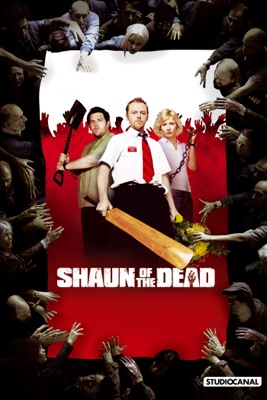 Jaquette dvd Shaun Of The Dead