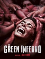 DVD The Green Inferno (VF)