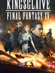 DVD Kingsglaive: Final Fantasy XV