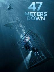 DVD 47 Meters Down (VOST)