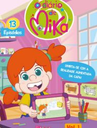 DVD O Diário De Mika, Vol. 1