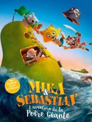 DVD Mika & Sebastian : L'aventure De La Poire Géante