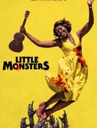 DVD Little Monsters