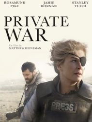 DVD Private War