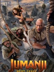 DVD Jumanji : Next Level