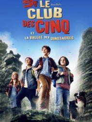 DVD Le Club Des Cinq Et La Vallée Des Dinosaures