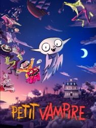 DVD Petit Vampire