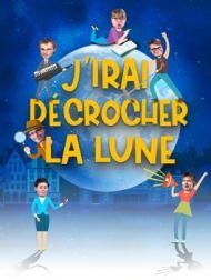 DVD J'irai Décrocher La Lune