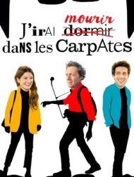 DVD J'irai Mourir Dans Les Carpates