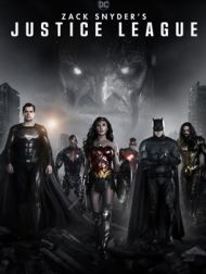 DVD Zack Snyder's Justice League
