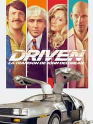 DVD Driven - La Trahison De John DeLorean (2019)