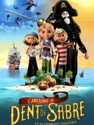 DVD Capitaine Dent De Sabre Et Le Diamant Magique