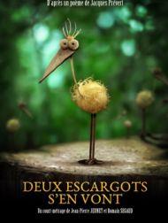 DVD Deux Escargots S'en Vont