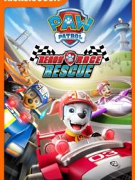 DVD Paw Patrol: Ready, Race, Rescue