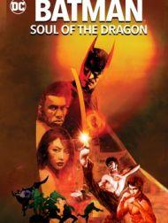 DVD Batman: Soul Of The Dragon