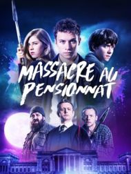 DVD Massacre Au Pensionnat