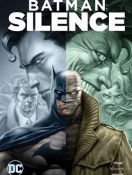 DVD Batman : Silence