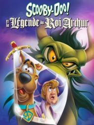 DVD Scooby-Doo Et La Légende Du Roi Arthur