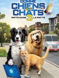 DVD Comme Chiens Et Chats 3 : Patte Dans La Patte