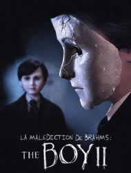 DVD La Malédiction De Brahms : The Boy 2