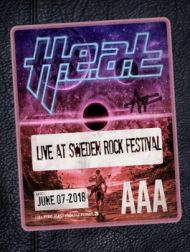 DVD H.E.A.T: Live At Sweden Rock Festival