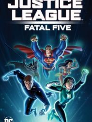 DVD Justice League : Fatal Five