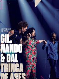 DVD Gil, Nando & Gal: Trinca De Ases