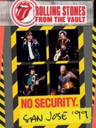 DVD The Rolling Stones From The Vault: No Security - San Jose 1999