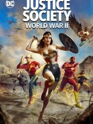 DVD Justice Society: World War II