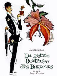DVD La Petite Boutique Des Horreurs (1960)