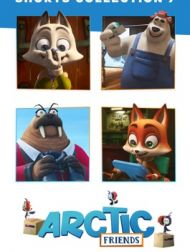 DVD Arctic Friends: Shorts Collection 7