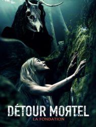 DVD Détour Mortel - La Fondation