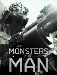 DVD Monsters Of Man
