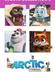 DVD Arctic Friends: Shorts Collection 5