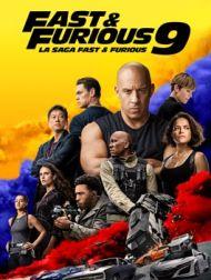 DVD Fast & Furious 9