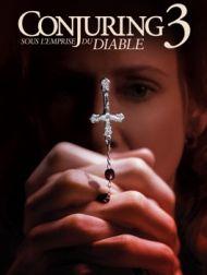 DVD Conjuring 3 : Sous L'emprise Du Diable