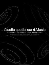 DVD L'audio Spatial Sur AppleMusic