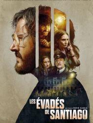 DVD Les évadés De Santiago