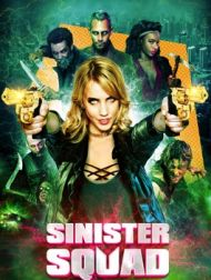 DVD Sinister Squad