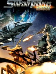 DVD Starship Troopers: Invasion
