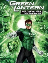 DVD Green Lantern - Les Chevaliers De L'emeraude
