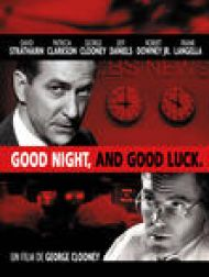 DVD Good Night, And Good Luck. (VOST)