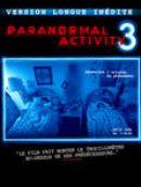 Télécharger Paranormal Activity 3 (Version Longue Inédite)