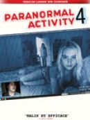 Télécharger Paranormal Activity 4 (Unrated Edition)