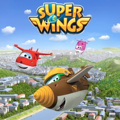Télécharger Super Wings Saison 2 Excursion Européenne 13 épisodes