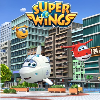 Télécharger Super Wings Saison 2 Escapade Asiatique 13 épisodes