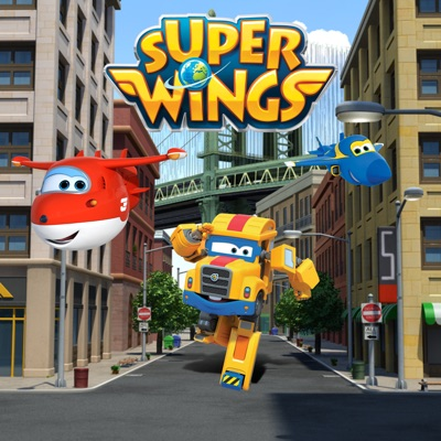Super Wings, Saison 2 : Expédition en Amérique torrent magnet