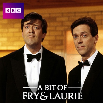 A Bit of Fry & Laurie, Series 4 torrent magnet