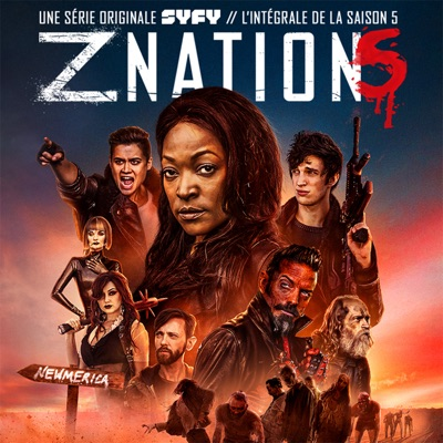 Z Nation, Saison 5 (VOST) torrent magnet