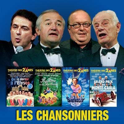 Les Chansonniers, Vol. 1 et Vol. 2 torrent magnet